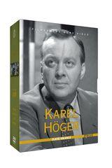Zlatá kolekce Karla Högera (4DVD)   - DVD
