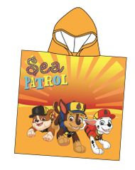 Disney by Arnetta chlapecké pončo Paw Patrol