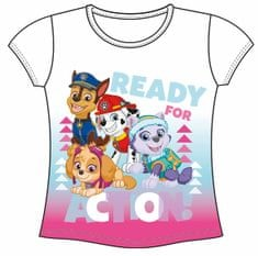Disney by Arnetta dievčenské tričko Paw Patrol