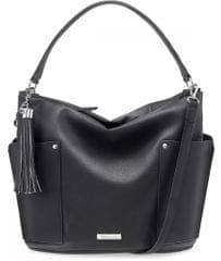 Tamaris černá kabelka Edna