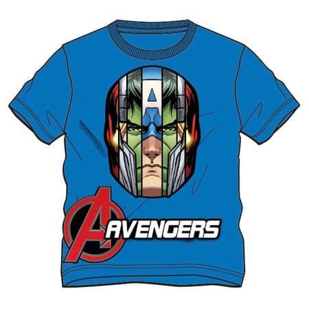 Disney by Arnetta chlapecké tričko Avengers 98 tmavě modrá