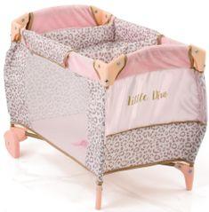 Hauck łóżeczko turystyczne Little Diva