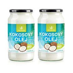 Allnature BIO Kokosový olej Premium 1000 + 1000 ml