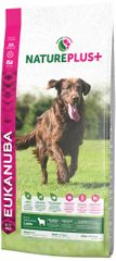 Eukanuba Nature Plus+ Adult Large Breed Rich in freshly frozen Lamb 10kg