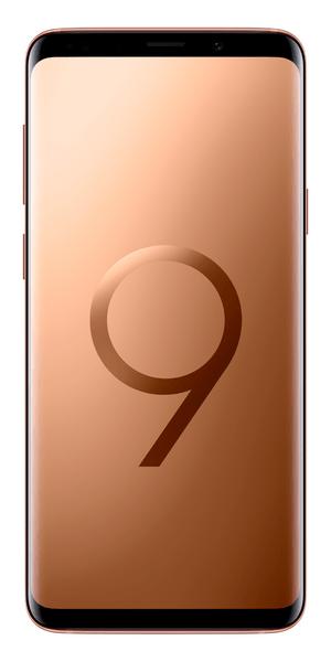 Samsung Galaxy S9+, 256GB, Zlatá
