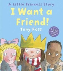 Ross Tony: I Want A Friend!