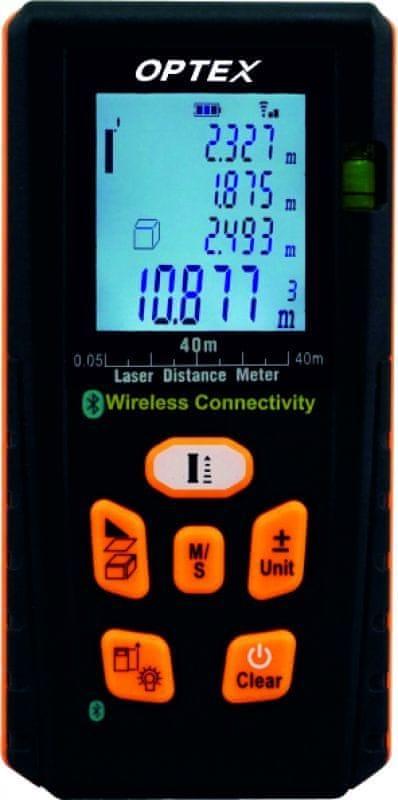 Optex BTL-40 Digitální laserový dálkoměr 427020