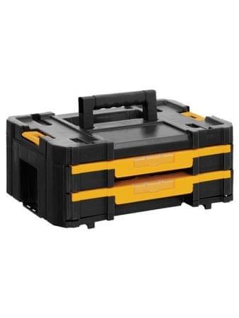 DeWalt kovček s predalom TSTAK™ IV (DWST1-70706)