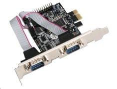 I-TEC PCI Express karta PCE2S1P