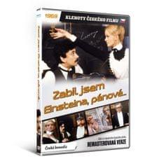 Zabil jsem Einsteina, pánové... - edice KLENOTY ČESKÉHO FILMU (remasterovaná verze)   - DVD