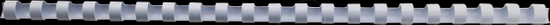 GBC spirala za spiralno vezavo 12mm A4 bela 100/1