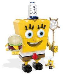 MEGA BLOKS Figurka Sponge Boba