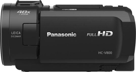 PANASONIC HC-V800EP-K
