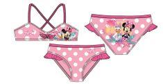 Disney by Arnetta dívčí plavky Minnie