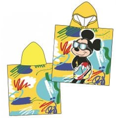 Disney by Arnetta chlapecké pončo Mickey Mouse