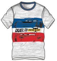 Disney by Arnetta chlapčenské tričko Cars