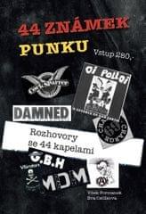 Formánek Vítek, Csölleová Eva: 44 známek punku