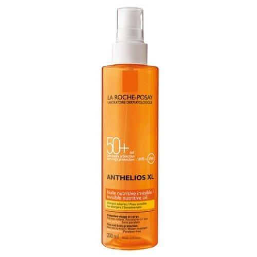 La Roche - Posay Neviditelný výživný olej SPF 50+ Anthelios XL (Invisible Nutritive Oil) 200 ml