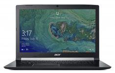 Acer prenosnik Aspire 7 A717-71G-78B8 i7-7700HQ/16GB/SSD512GB/GTX1060/17,3FHD/Linux (NH.GPFEX.002)