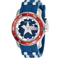 Invicta Marvel Lady Captain America 25704
