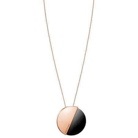 Calvin Klein Luksusowy ostry naszyjnik KJ8RBP140100