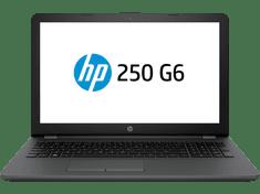 HP prenosnik 250 G6 i5-7200U/4GB/SSD256GB/15,6FHD/W10H (1XN52EA)