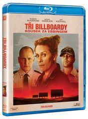 Tři billboardy kousek za Ebbingem   - Blu-ray