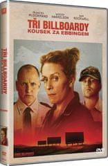 Tři billboardy kousek za Ebbingem   - DVD