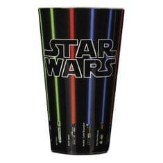 Sklenice Star Wars - světelný meč (0,4 l)