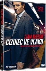 Cizinec ve vlaku   - DVD