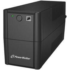 PowerWalker neprekidno napajanje UPS VI 850 SH IEC Line Interactive, 480W/850VA