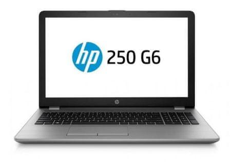 HP prenosnik 250 G6 i3-6006U/8GB/SSD256GB/15,6FHD/DOS (2XY90ES)
