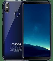 Cubot R11 2GB/16GB, Dual SIM, modrý