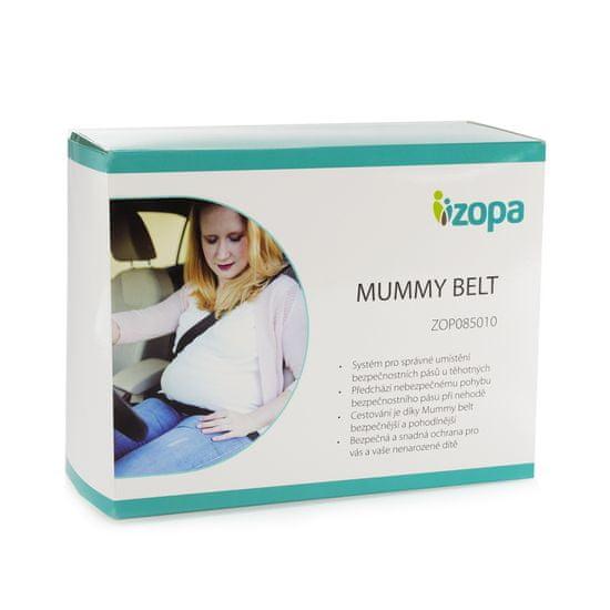 ZOPA nosečniški pas v avtu Mummy Belt