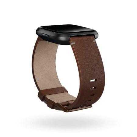 Fitbit Versa - bőr óraszíj 10e20e6555