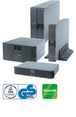 Socomec brezprekinitveno napajanje UPS Netys RT, 2200VA/1800W, On-Line, USB, Rack/tower