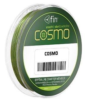 FIN Náväzcová Šnúra Cosmo Zelená 15 m 0,30 mm, 20,9 kg