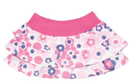2be3 dievčenská sukňa Cute 62 viacfarebná