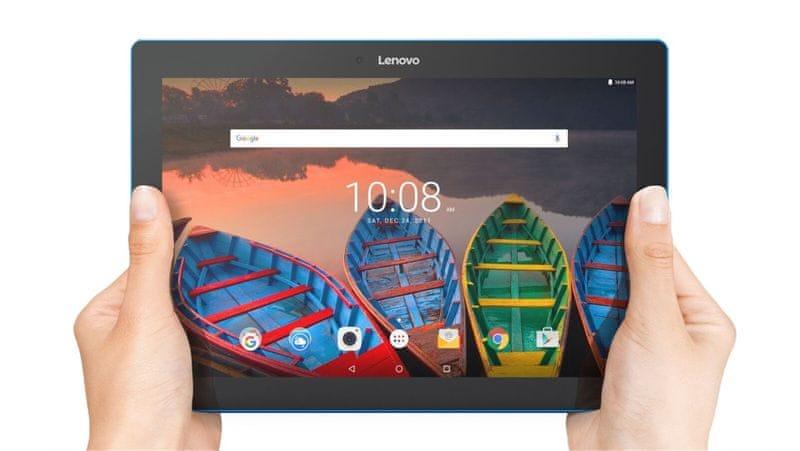 Lenovo Tab 3 10 (ZA1U0068CZ), WiFi/2GB/16BG, černý