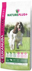 Eukanuba Nature Plus+ Adult Medium Breed Rich jagnięcina 14kg