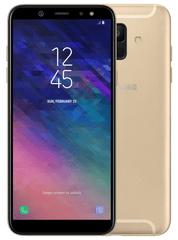Samsung GSM telefon Galaxy A6 (2018), Dual SIM, 32 GB, zlat