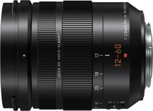 Panasonic 12-60 mm LEICA DG VARIO-ELMARIT F2,8–4,0 ASPH Power O.I.S. (H-ES12060)