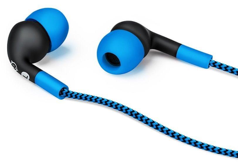 Slušalke Niceboy Hive WE1 s 3,5 mm priključkom in 3 velikosti nastavkov