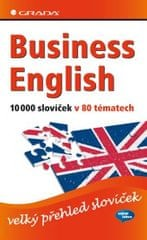 Baddock Barry, Vrobel Susie: Business English 10000 slovíček v 80 tématech