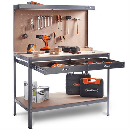VonHaus predalnik in pult za orodje (15/124)