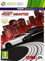 Need for Speed: Most Wanted (2012) [EN obal] (X360)