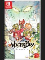 Wonder Boy: The Dragons Trap (SWITCH)