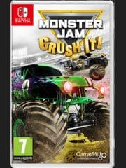 Monster Jam - Crush It (SWITCH)
