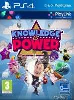 Knowledge is Power EN (PS4)
