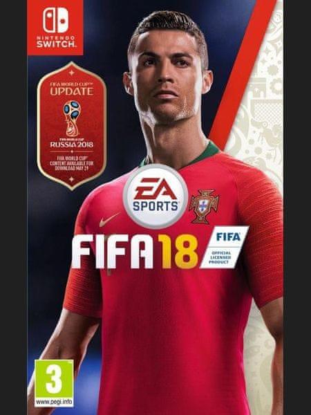 FIFA 18 (SWITCH)